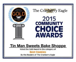 The Cranberry Eagle 2015 Community Choice Awards - Best Cookies